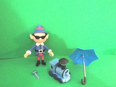 Rudolph The Red Nosed Reindeer Boy Elf With Sunglasses Umbrella  Memory Lane