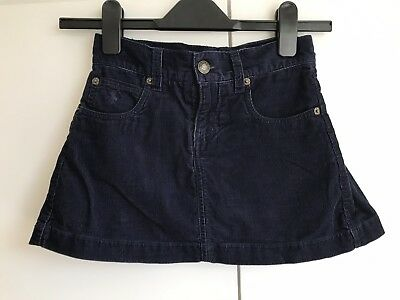 Polo Ralph Lauren girls navy blue shorts skirt skort size 7 years 🍭