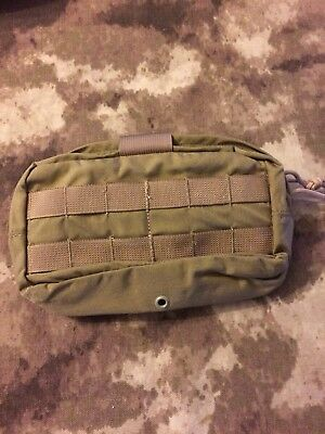 Eagle Industries Utility Pouch UT-935-MF-MS-5KH 9x3x5 tan khaki pack bag lbt tag