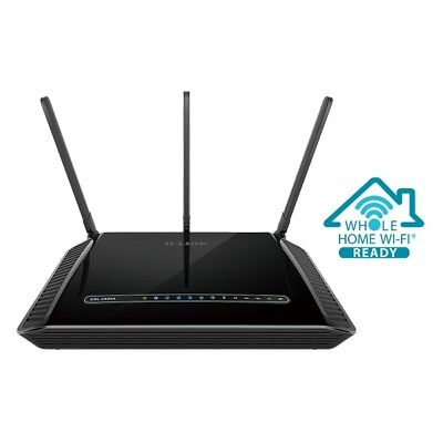 D-Link DSL-2885A Wireless AC1200 DualBand Modem Router with 4 Port Gigabit Swith