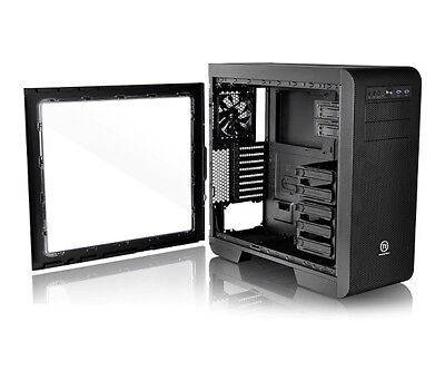 Thermaltake Black Core V51 CA-1C6-00M1WN-00 USB3.0 Mid Tower Case without PSU