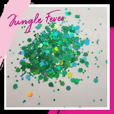 Jungle Fever Cosmetic Grade Glitter | Australian