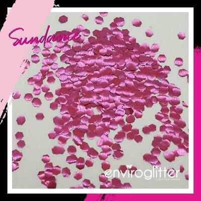 Sundance 2.4mm Pink Biodegradable Cosmetic Grade Glitter | Australian