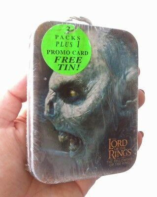 Applause 2001 LOTR Playing Card Deck Pack Set The Fellowship of the Ring Collect