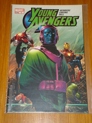 Young Avengers #4 Marvel Comic Near Mint Condition July 2005