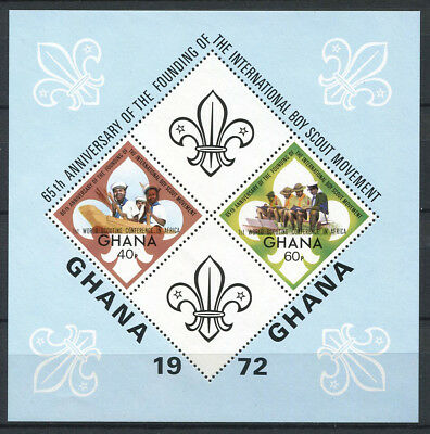 complete.issue. Ghana 413a-416a Unmounted Mint Never Hinged 1970 Flora And F