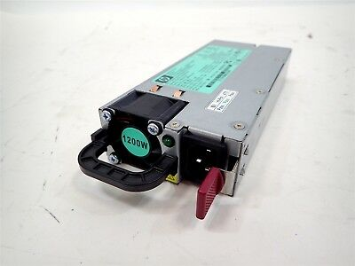 HP 1200W Power Supply 498152-001 DL380 DL385 DL785 ML350 G5p G6 Proliant