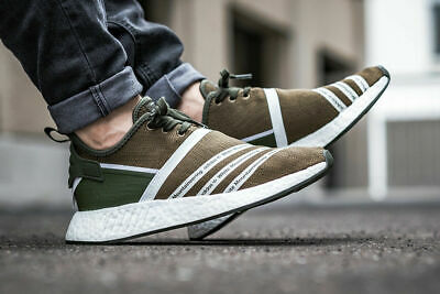 new concept 24bc1 c5b10 ADIDAS WM NMD R2 PRIMEKNIT BOOST Mountaineering Olive Green CG3649