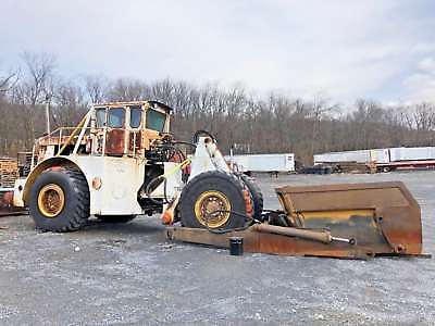 Raygo-Wagner CD-800 Rubber Tired Articulated Carry Dozer Wheel Loader Pay Loader