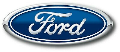 Ford Logo Emblem Decal Sticker 3M Usa Made Truck Helmet Vehicle Window Wall Car