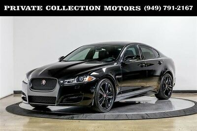 2015 Jaguar XF  2015 Jaguar XF V6 Sport 1 Owner Clean Carfax Well Kept Low Miles Supercharged