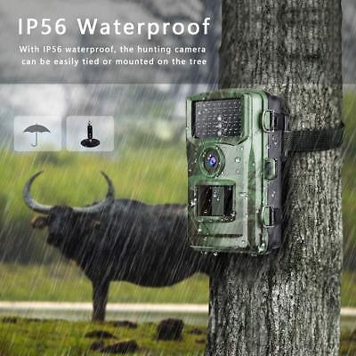 Trail Camera 14MP 1080P Hunting Camera with Night Vision Motion Activate NEW