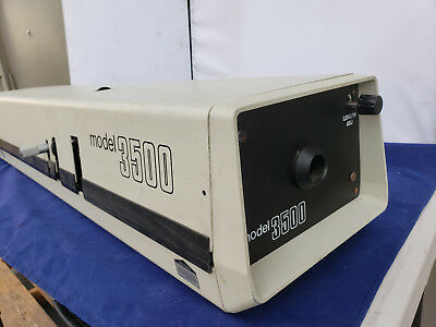 Spectra Physics Model 3500 Laser from 1989