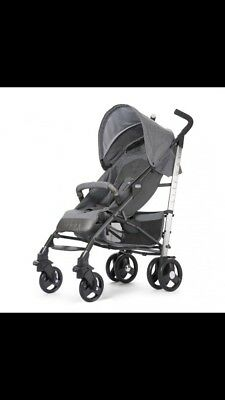 Chicco Liteway Pushchair includes  raincover (no Front Bumper Bar)