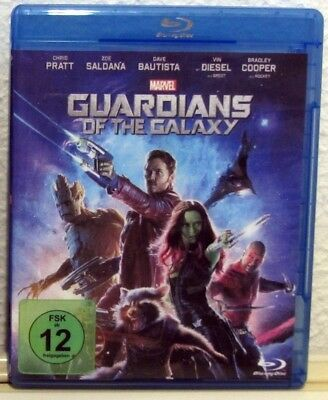 GUARDIANS of the GALAXY / Marvel DC Avengers / Blu-Ray