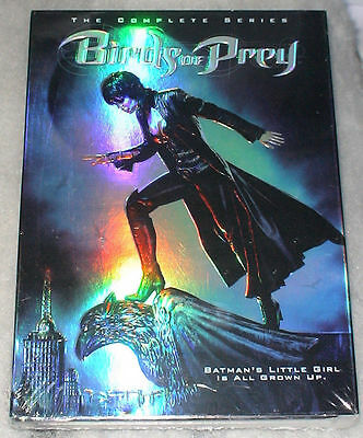 Birds of Prey (Batman): The Complete Series DVD Box Set Region 2 & 4 NEW SEALED