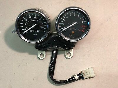 Suzuki  Gx125  Gx 125  2003  Clocks  Instruments  Complete Clocks