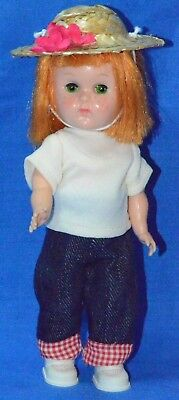 "Vintage 8"" Vogue Wee Imp Doll BKW ML"