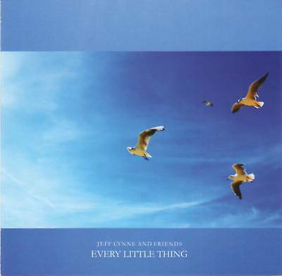 JEFF LYNNE AND FRIENDS (ex E.L.O) - EVERY LITTLE THING (2010) CD Jewel Case+GIFT
