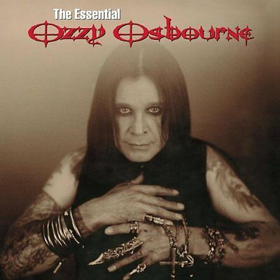 OZZY OSBOURNE The Essential 2CD BRAND NEW Best Of Greatest Hits