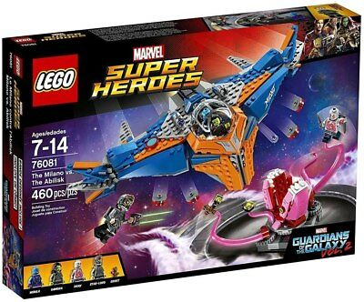76081 LEGO Marvel Super Heroes - Guardians of the Galaxy Vol. 2 The Milano vs. T