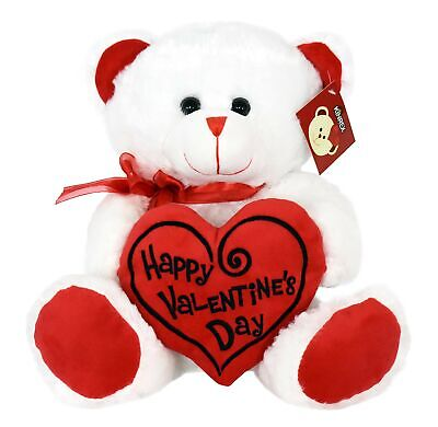 "KINREX Valentines Day Teddy Bear - 11.81"" / 30 cm. - Gifts for Girlfriend, Bo..."