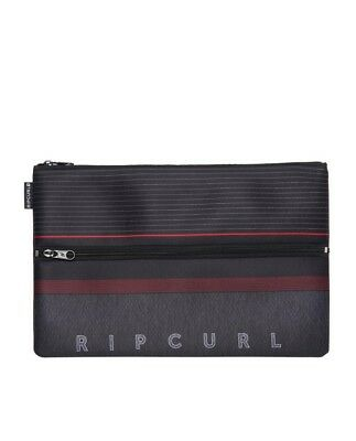 Rip Curl X Large Pencil Case Mens in Red
