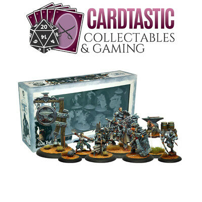 Guild Ball The Blacksmith's Guild - Master Crafted Arsenal