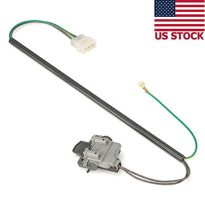 HQRP Washer Lid Switch for Kenmore 3949247 ER3949247 3949237 3949239 3949240