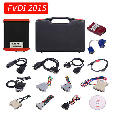 FVDI V2015 Version ABRITES Commander (Including 18 Software) Diagnostic Tool