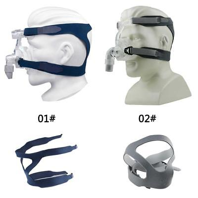 CPAP Head Elastic Band Straps Headgear Replacement for Full Face Nasal Mask CN#&