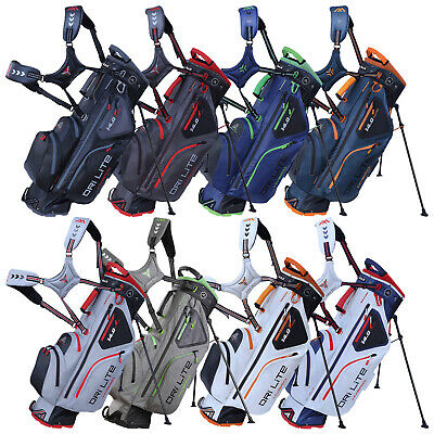 New 2018 Model Big Max Drilite G Waterproof 14 Way Divider Golf