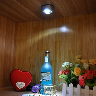 Led Small Night Lamp Pat Lamp Touch Lamp, Emergency Light Creative Paste Lamp MT