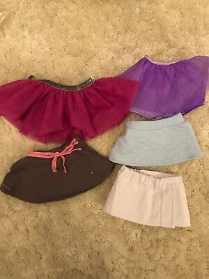 1 Lot of American Girl Doll Clothes: Pants, Skirts, underwear