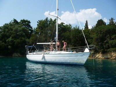 Inexpensive Sailing Holiday Greece - 42 ft skippered yacht sleeps 6. Summer 2019
