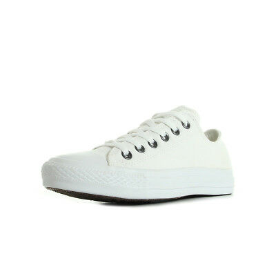 Chaussures Baskets Converse unisexe Chuck Taylor All Star taille Blanc Blanche