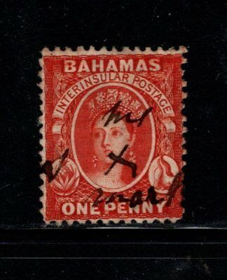 Item No. A6127 – Bahamas – Scott # 12 – Used