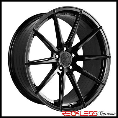 19 Fits Z51 Chevy Corvette Wheels Staggered C7 Stingray Rims