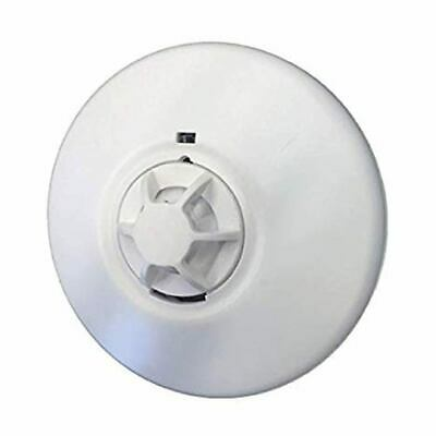 Hispec HSA/HE Interconnectable Fire Detector Heat Alarm With 9v Battery Back-up