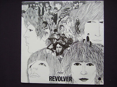 Beatles - Revolver - rare still sealed Canadian pressing - Capitol of Canada
