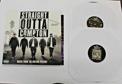 Straight Outta Compton (Music From The Motion Picture) Vinyl LP