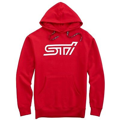 Subaru Sti Hooded Hoodie Sweatshirt Sti Official Genuine WRX NEW Racing JDM New