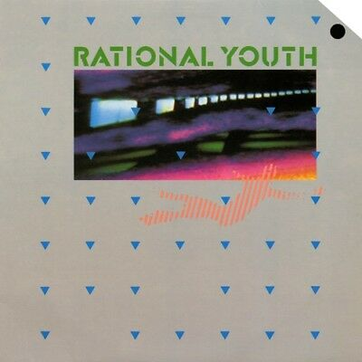 Rational Youth - 1st S/T Self-Titled VERY RARE OOP ORIG 1983 Canadian NM Mini LP