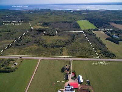 75 Acres Land for Sale in the Province of New Brunswick, CANADA
