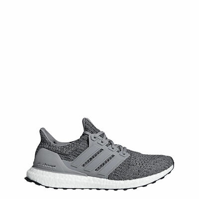 Adidas Men's Ultra Boost - NEW IN BOX - FREE SHIPPING - Grey / White - F36156 +