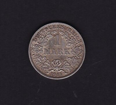 Germany 1911 A 1 Mark Coin