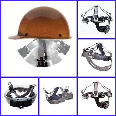 Skullgard Helmet Facility Safety Cap Replacement Suspension Protective Hard Hat