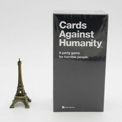 Cards Against Humanity UK 2.0 Box Brand New Sealed 600 NEW CARDS