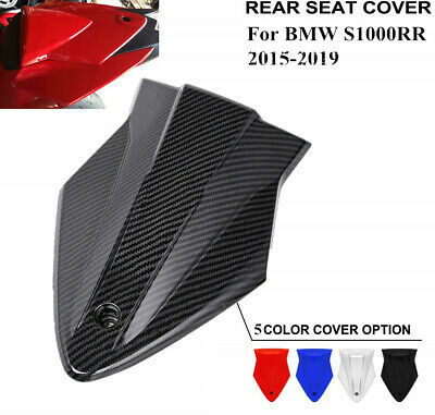 Rear Pillion Passenger Hard Seat Cover Cowl for 2015 2016 2017 BMW S 1000 R R