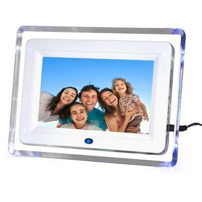 """7"""" TFT LCD Digital Photo Frame Album Picture, Movies MP3 MP4 Player, JPEG"""
